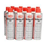 Crc Spray Curatat Frana Brakeleen 20 500ML X 12 Buc Promo