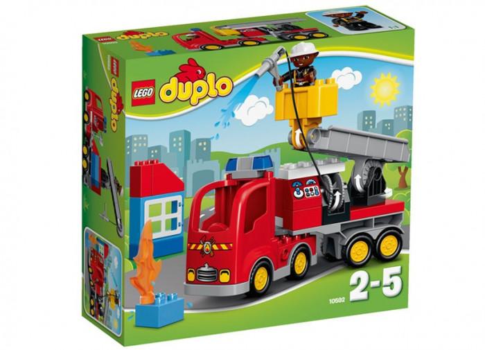 Camion de pompieri foto mare