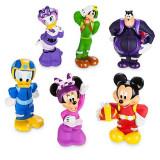 Figurine baie Mickey si Pilotii de curse, Disney