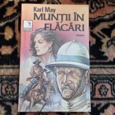 Karl May -    Muntii in flacari