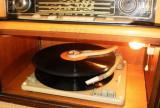 Radio pe lampi cu picap Graetz Comedia 4R/416