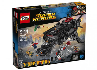 Flying Fox: Atacul aerian cu Batmobilul (76087) foto