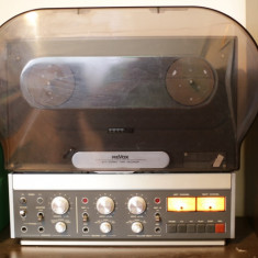 MAGNETOFON REVOX B 77 - STEREO TAPE RECORDER (4 piste, 2 viteze)