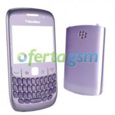 Carcasa Blackberry 8520 light purple