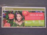 CARD DE FIDELITATE YVES ROCHER- CECUL DE VARA
