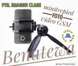 Minitrepied foto video GSM
