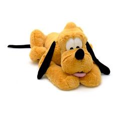 Jucarie plus Pluto Medium - Jucarii plus Disney