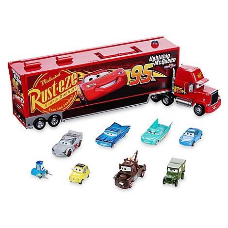 Camion Mack Die-Cast - Disney Pixar Cars 3 foto mare