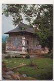 Bnk cp Biserica Voronet - Vedere - circulata, Printata