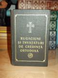 RUGACIUNI SI INVATATURI DE CREDINTA ORTODOXA , EPIFANIE - BUZAU - 1988