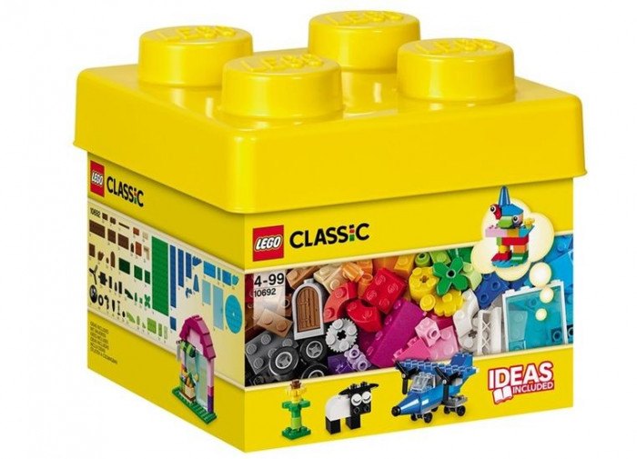 Caramizi creative LEGO foto mare