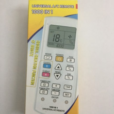 Telecomanda aer conditionat universala