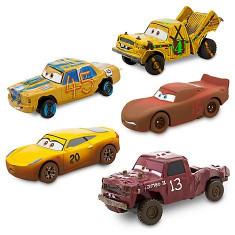 Set 5 Masinute Die Casts - Cars 3, Disney