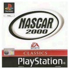NASCAR 2000   - PS1 [Second hand] fm, Multiplayer, Curse auto-moto, Toate varstele
