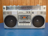 Radiocasetofon boombox ghettoblaster Sanyo M-X320LU