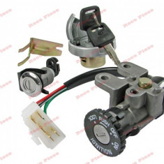 Contact pornire scuter chinezesc 4T 50-80cc (roata 10') - Contact Pornire Moto