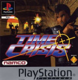 Time Crisis PLATINUM - PS1 [Second hand], Single player, Actiune, 16+