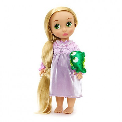 Papusa Rapunzel Animator foto