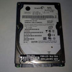 HDD Laptop 120 Gb / SATA /Seagate Momentus 5400.3/ 2, 5 Inch / Testat (51B), 100-199 GB, 8 MB
