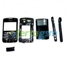 Carcasa completa BlackBerry 8330 black originala