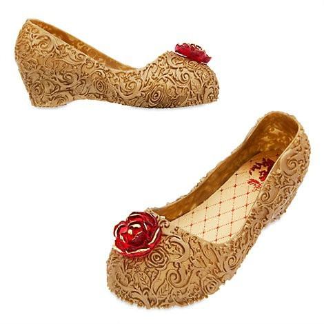 Pantofi Belle - Frumoasa si Bestia New