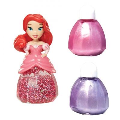 Set machiaj Disney Princess colectia 4 - Nail polish Ariel foto