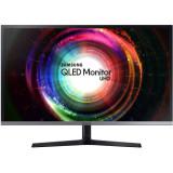 Monitor Samsung LU32H850UMUXEN 31.5 inch QLED UltraHD 4ms Negru, Mai mare de 27 inch, 3840 x 2160