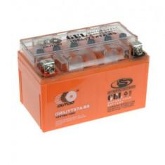 Baterie gel Scuter, Atv 7ah 12V (portocalie) - Baterie Moto