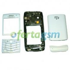Carcasa completa BlackBerry 9105 white
