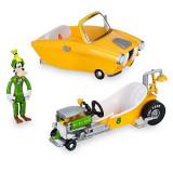 Masina lui Goofy - Mickey si Pilotii de curse, Disney