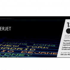 Hp Cf210A Black Toner Cartridge - Cereale copii