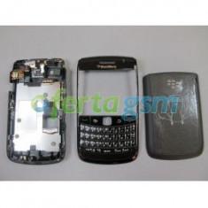 Carcasa completa BlackBerry 9700 black