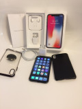 IPhone X 256GB, Negru