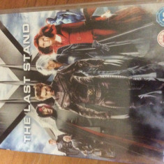 THE LAST STAND ( AVENGERS ) - 2 DISC SPECIAL EDITION - FILM DVD ORIGINAL - Film SF FOX, Engleza