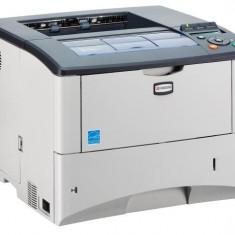 Imprimanta LaserJet Monocrom, A4, Kyocera FS-2020D, 35 pagini/minut, 20.000 pagini lunar, 1200 x 1200 DPI, Duplex, USB
