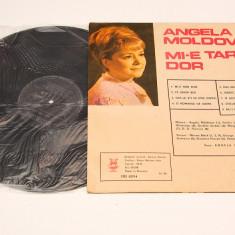 Angela Moldovan - Mi-e tare dor - disc vinil ( vinyl , LP ) NOU, electrecord