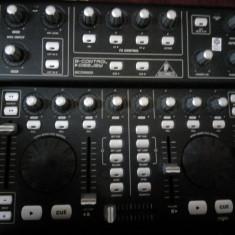 Controller DJ Behringer B-Control Deejay BCD3000 - Console DJ