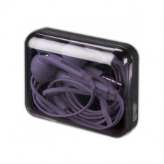 Casti handsfree Samsung EO-EG920BW albe originale, Casti In Ear, Cu fir, Mufa 3, 5mm