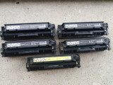 Lot 5 cartuse toner CANON 718, 300