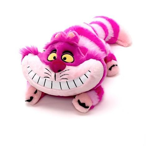 Pisica Cheshire din Alice in Tara Minunilor foto mare