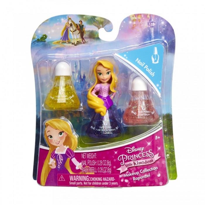 Set machiaj Disney Princess - Rapunzel Nail foto mare