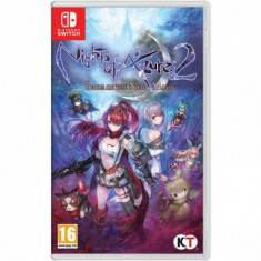 Nights Of Azure 2 Bride Of The New Moon Nintendo Switch PS4