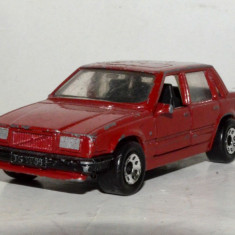Macheta MATCHBOX INT'L LTD Volvo 760 1985 / 1:62 - Macheta auto Matchbox, 1:60