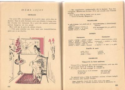 Invatati Limba Franceza Fara Profesor Ed.Stintifica 1964 Ed. a II-a cartonata foto