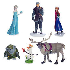 Set figurine FROZEN, Disney