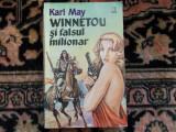 Karl May -   Winnetou si falsul milionar
