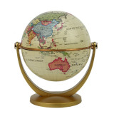 Mini Glob pamantesc 10 cm, harta politica, multicolor