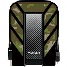 HDD extern A-data 2TB, HD710M, 2.5, USB3.0, camouflage