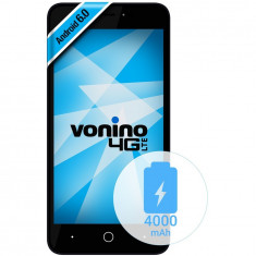Telefon Mobil Vonino Volt X, Dual Sim, 8GB, 4G, Dark Blue