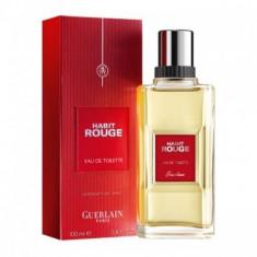 Parfum de barbat Habit Rouge Eau de Toilette 100ml - Parfum barbati Guerlain